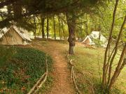 2 safaris glamping