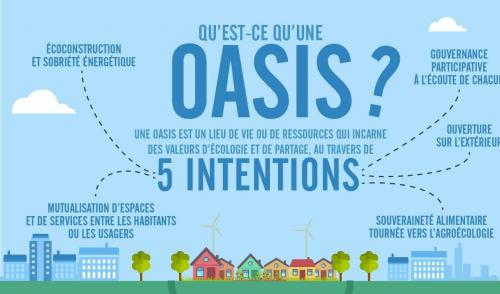 Oasis infographie def